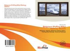 Belgrave (Puffing Billy) Railway Station kitap kapağı
