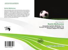 Bookcover of Karim Belhocine