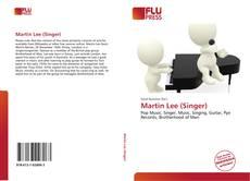 Copertina di Martin Lee (Singer)