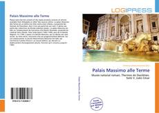Bookcover of Palais Massimo alle Terme