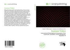 Gustave Tridon kitap kapağı