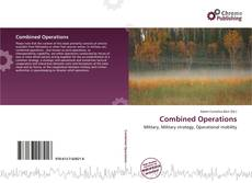 Capa do livro de Combined Operations