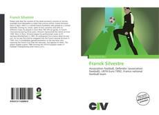 Capa do livro de Franck Silvestre