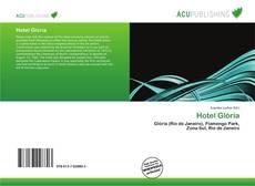 Hotel Glória kitap kapağı