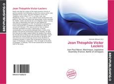 Bookcover of Jean Théophile Victor Leclerc