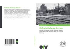 Buchcover von Kolkata Railway Station