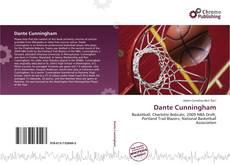 Portada del libro de Dante Cunningham