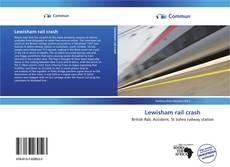Bookcover of Lewisham rail crash