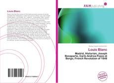 Copertina di Louis Blanc