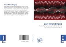 Copertina di Gary Miller (Singer)