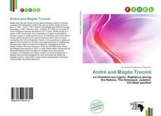 Capa do livro de André and Magda Trocmé