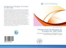 Portada del libro de Championnat de Belgique de Football D3 2007-2008
