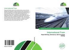 Portada del libro de International Train