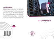 Capa do livro de Buchanan Medal