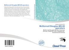 Bookcover of McDonnell Douglas MD-80 operators