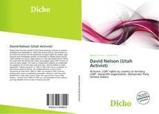 Capa do livro de David Nelson (Utah Activist)