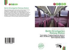 Couverture de Berlin Hirschgarten Railway Station