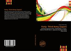 Buchcover von Forty- Third Army (Japan)