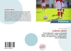 Buchcover von Ladislav Maier