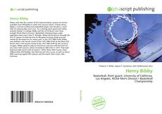 Bookcover of Henry Bibby