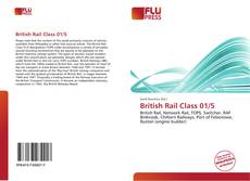 Capa do livro de British Rail Class 01/5