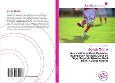 Portada del libro de Jorge Otero