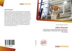 Bookcover of John Paxson