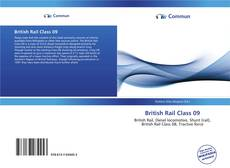 Capa do livro de British Rail Class 09