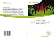 Billy Nicholls kitap kapağı