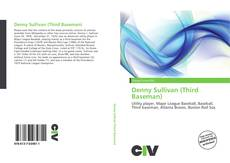 Copertina di Denny Sullivan (Third Baseman)