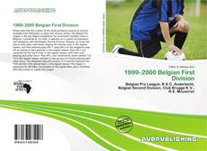 Bookcover of 1999–2000 Belgian First Division