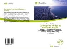 Capa do livro de Darlington's Bridge at Delaware Station