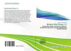 Bookcover of British Rail Class 11