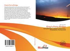 Copertina di Gray's Ferry Bridge