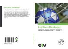 Copertina di Ben Davies (Goalkeeper)