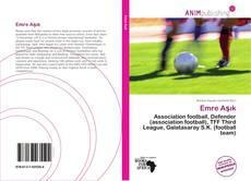 Buchcover von Emre Aşık