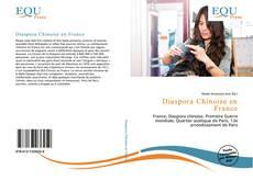 Обложка Diaspora Chinoise en France
