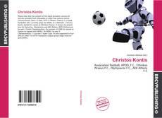 Portada del libro de Christos Kontis