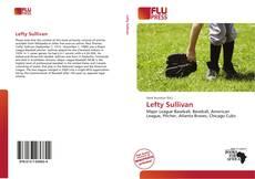 Lefty Sullivan kitap kapağı