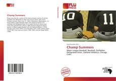 Bookcover of Champ Summers