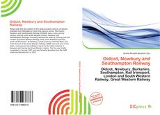 Bookcover of Didcot, Newbury and Southampton Railway
