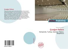 Bookcover of Çırağan Palace