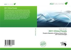Bookcover of 2011 China Floods