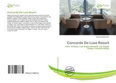 Copertina di Concorde De Luxe Resort