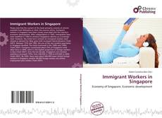 Immigrant Workers in Singapore的封面