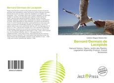 Обложка Bernard Germain de Lacépède