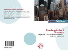 Mandarin Orchard Singapore的封面
