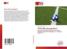 Portada del libro de Clint Hill (Footballer)