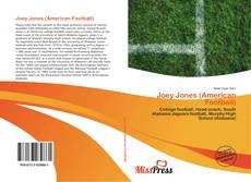 Bookcover of Joey Jones (American Football)