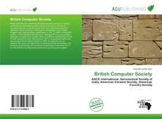 Copertina di British Computer Society